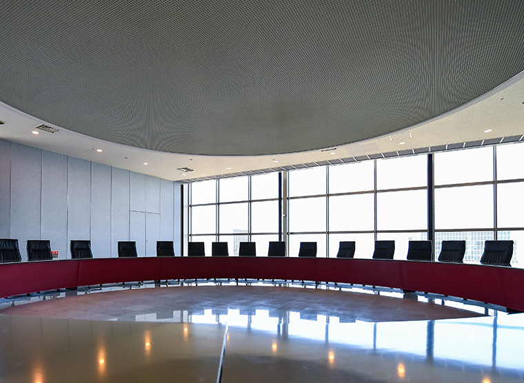 25F円卓会議室。